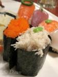 Assorted Sushi from Towa sushi